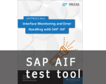 SAP AIF test tool